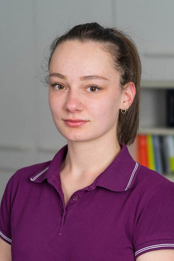 Emily Kleinert - Auszubildende